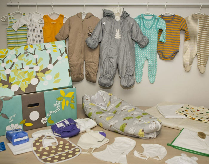For 82 Years Finland Has Been Giving Out A 'Starter Kit' For New Parents That Includes 63 Items