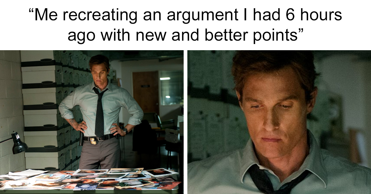 71 Funny Posts For People Who Tend To Overthink Every Single Thing