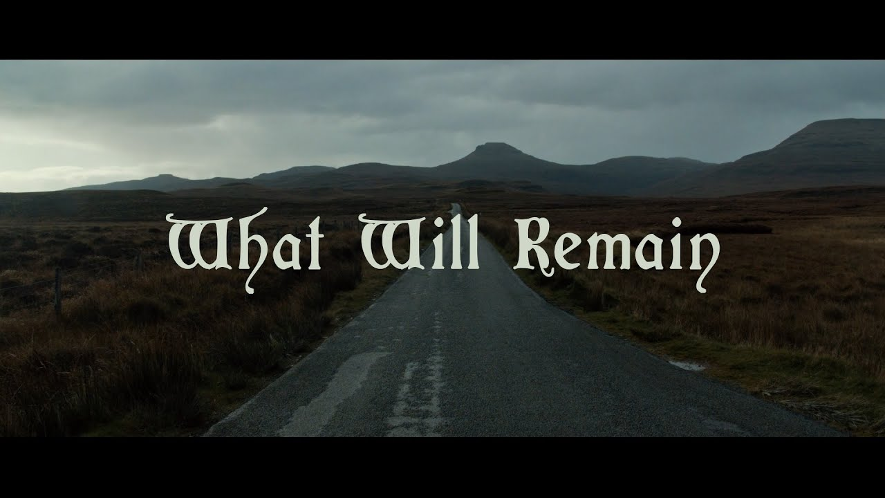 """Eerie Scottish Landscapes With The Narrator Of Video Game """"Crawl"""""""
