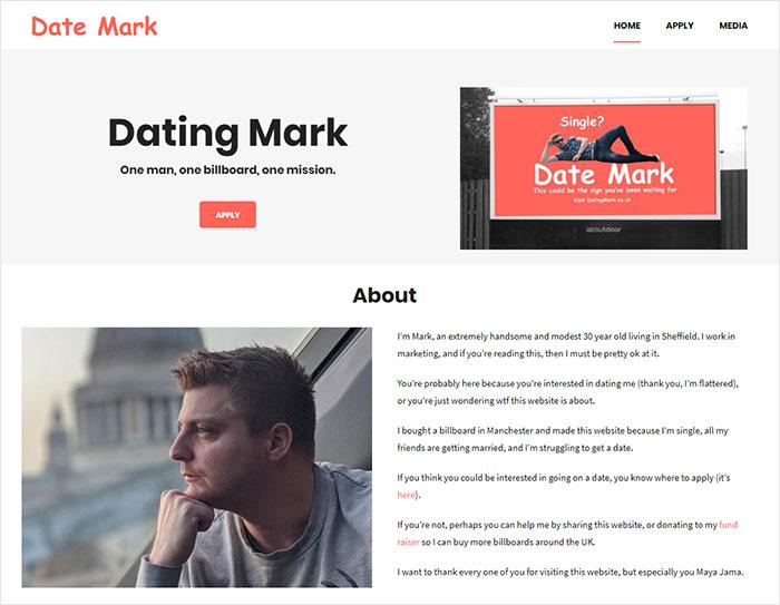 billboard mark dating buch kennenlernen