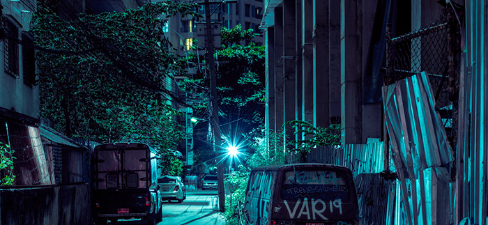 My 20 Pics Of Nocturnal Bangkok's Mysterious Neon Glow