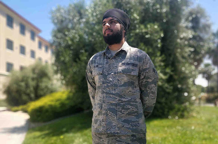 US Air Force Updated Its Uniform Dress Code To Include Beards, Turbans, And Hijabs