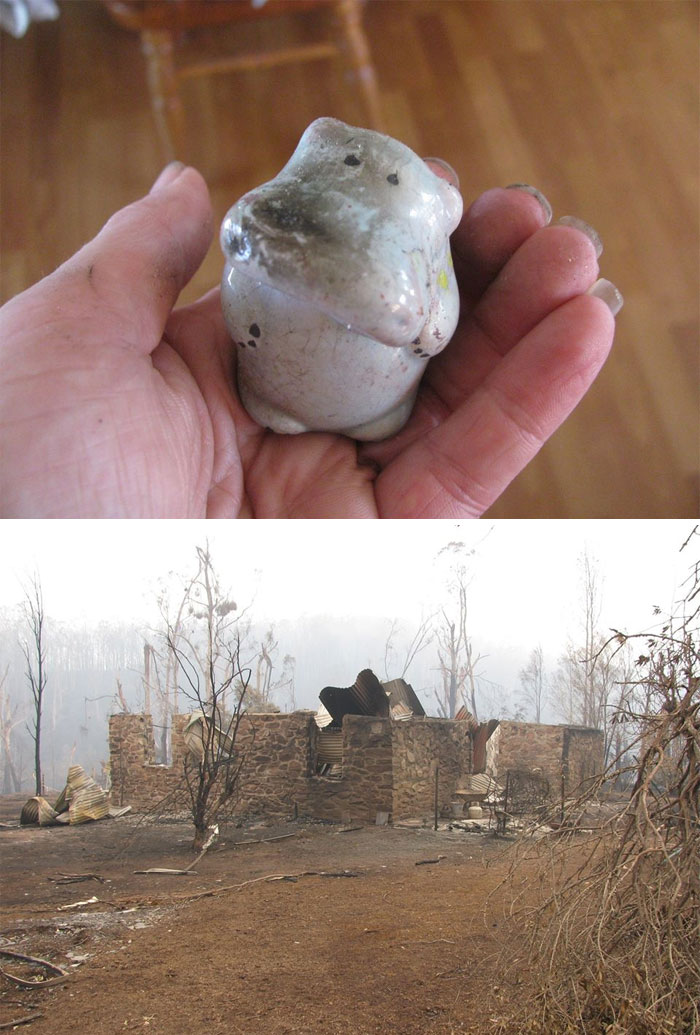 I Am One Of The Many Hundreds Of People Who Have Lost Their Homes In The Australian Bushfires
