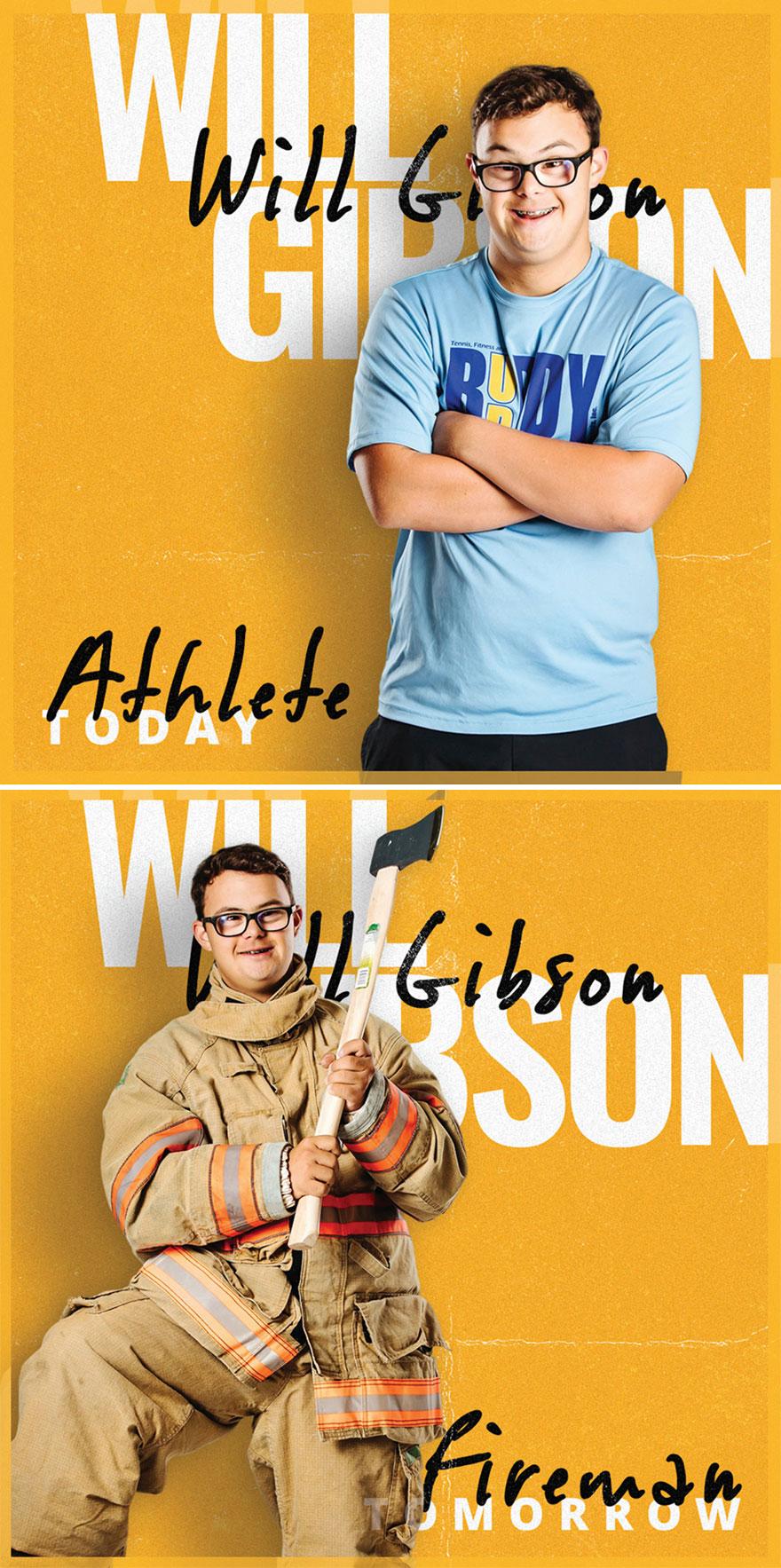 Will Gibson, Fireman