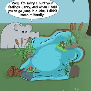 Enormously Funny Cartoons