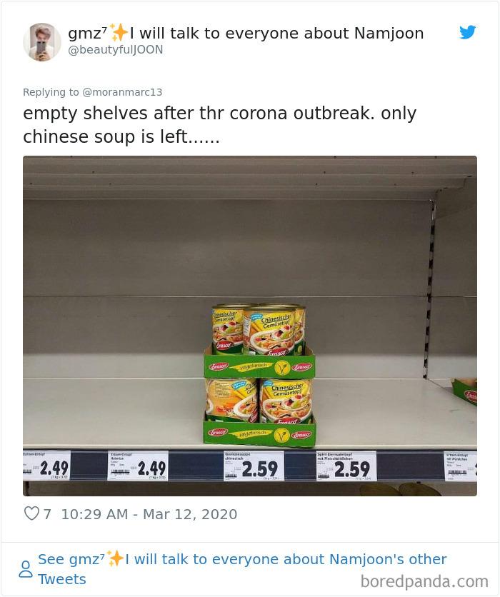 Things-Left-On-Shelves-Coronavirus