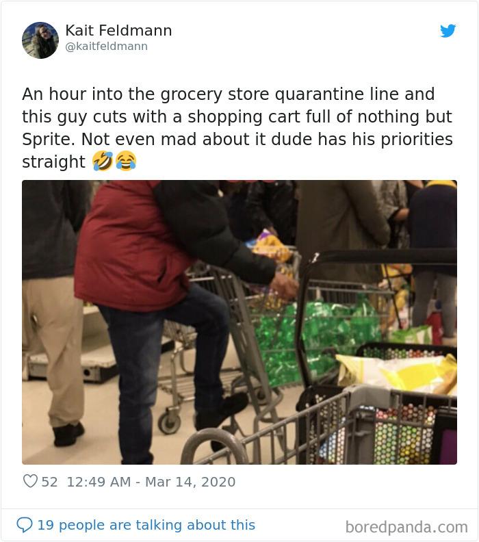 Coronavirus-Buying-Panic