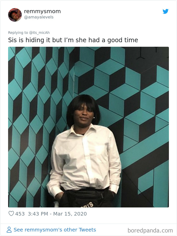 Guy Visits The Museum Of Illusions Alone, Gets A Museum Worker To Help Him With The Pictures