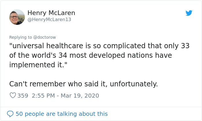 Sick Man Shows That His Insurance Company Is Prioritizing Wealth Over His Health And Doesn't Even Hide It
