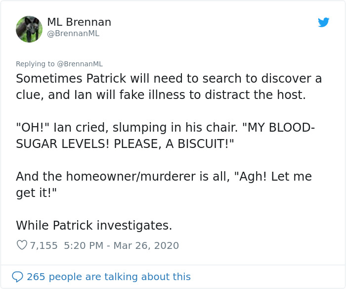 Someone Comes Up With A Mystery TV Show Starring Patrick Stewart And Ian McKellen, And Their Concept Goes Viral