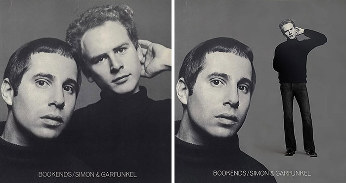 Simon & Garfunkel - Bookends