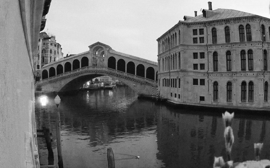 Venice - Ponte Rialto