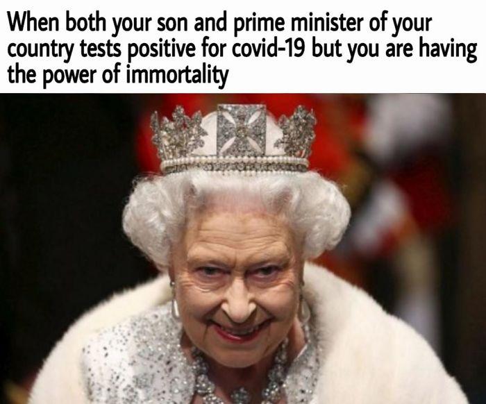 Evil Royal Laughter