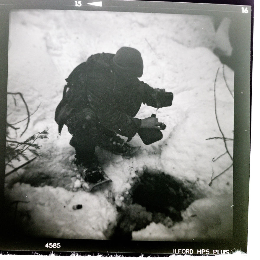 I Brought A Toy Camera To Air Force Survival School