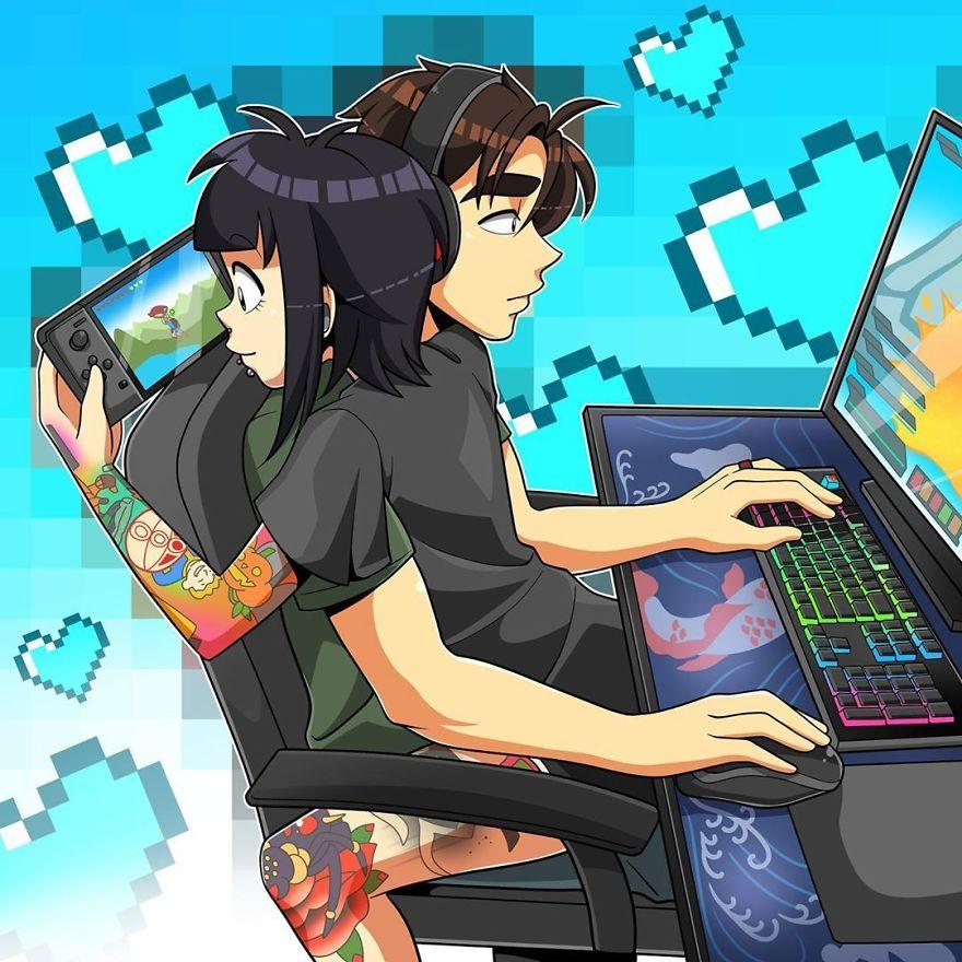 Gaming Together