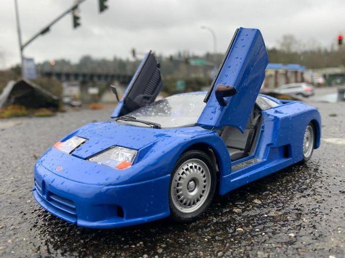 12 Y.O. Autistic Boy Raises $43k To Publish His Miniature Car Photos