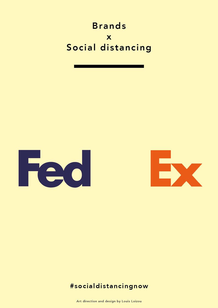 Brands X Social Distancing