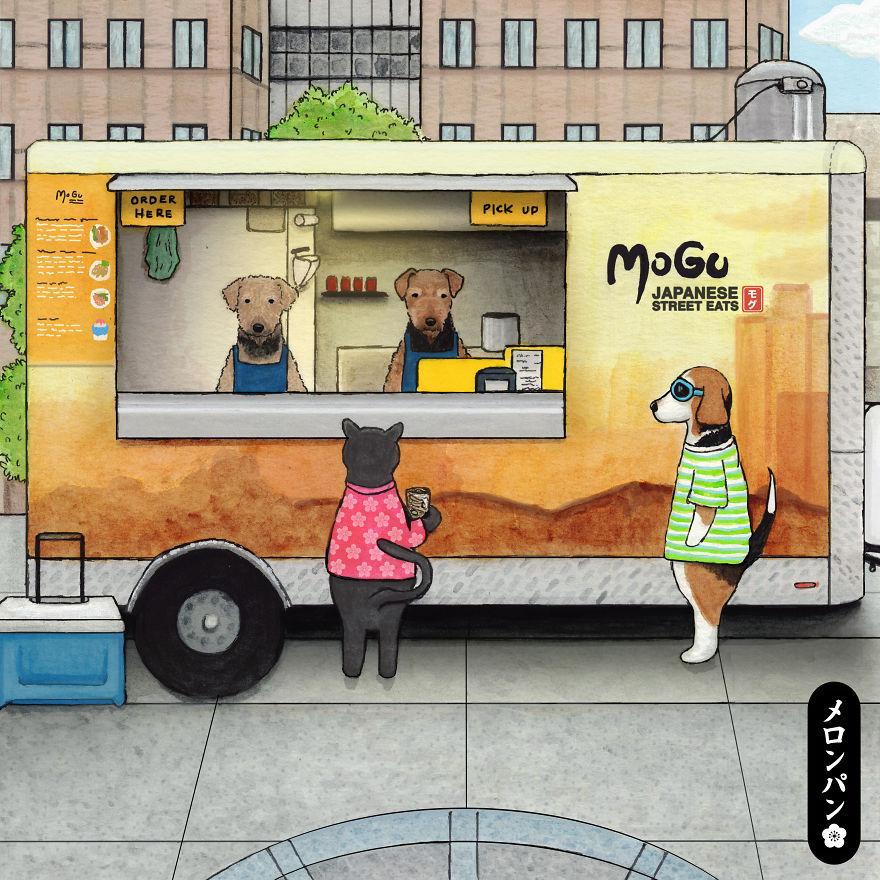 Mogu Truck