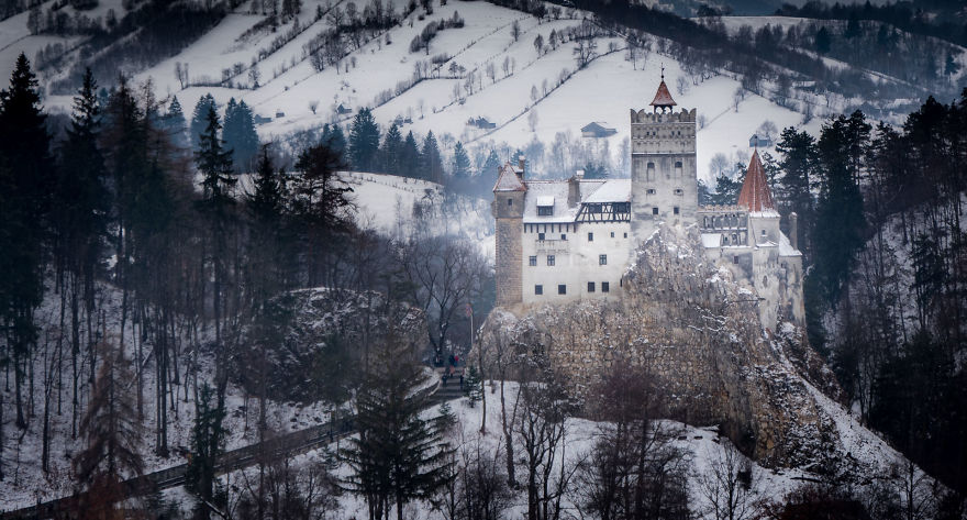 I Spent One Winter Capturing Magical Views Of Romania