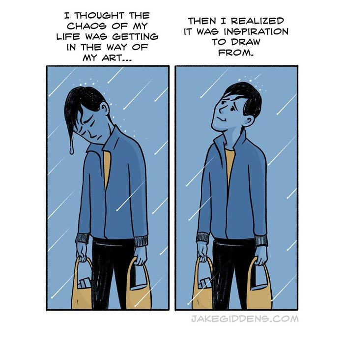 My 16 Comics That Help Me Deal With Anxiety