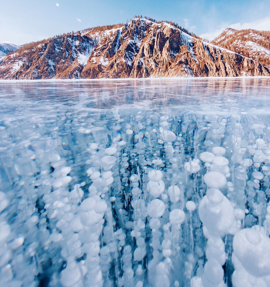 I Traveled For Several Years On The Ice Of The Deepest Lake In The World - Baikal, And Here Is The Result Of My Expeditions