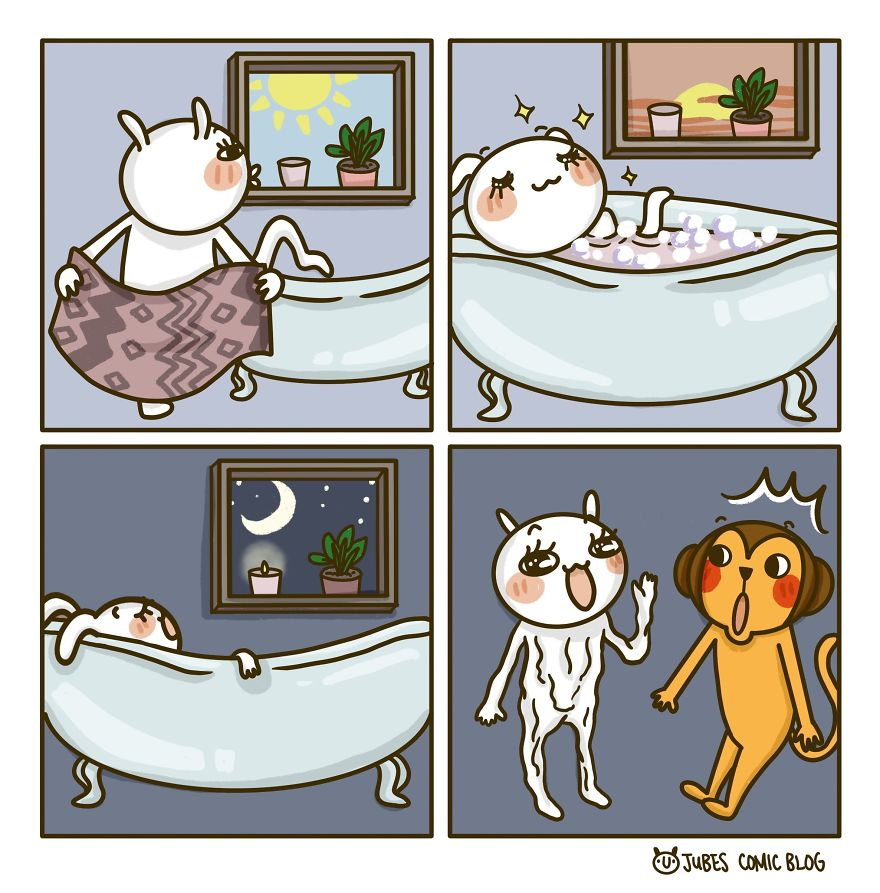 Soak In The Bath All Day