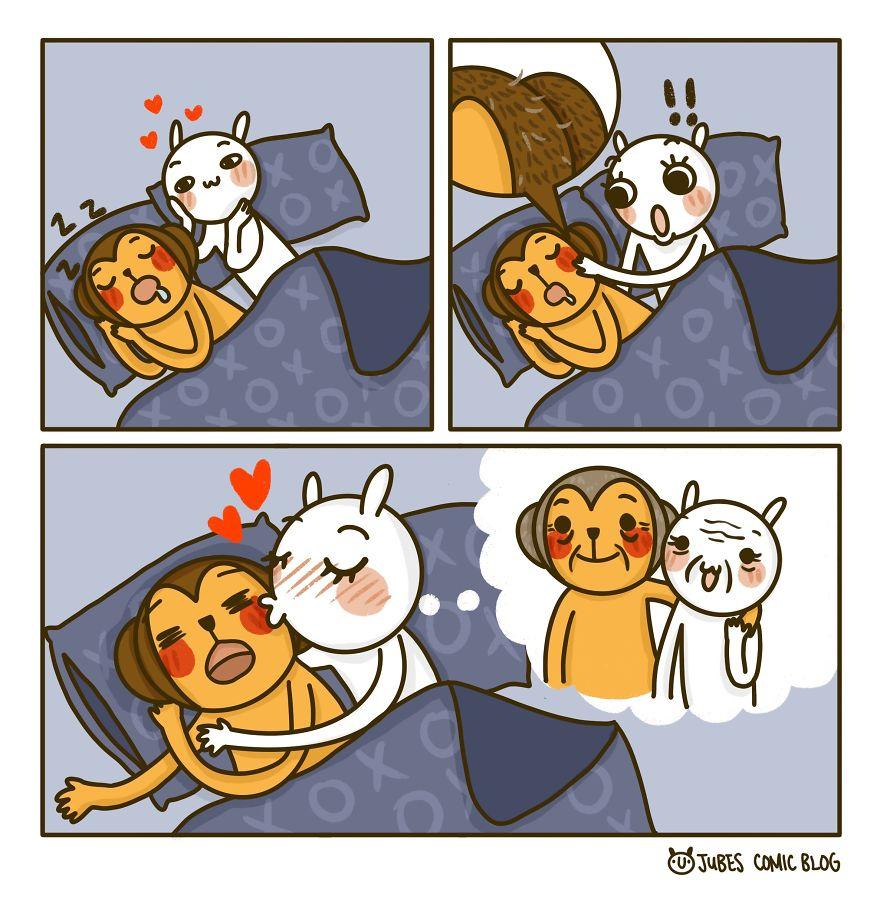 Creep On Your Partner