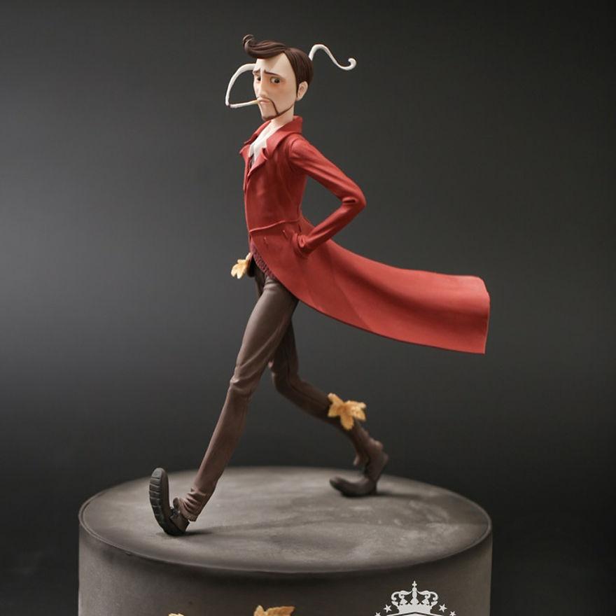 Meet Zhou Yi The Best Cake Designer In The World