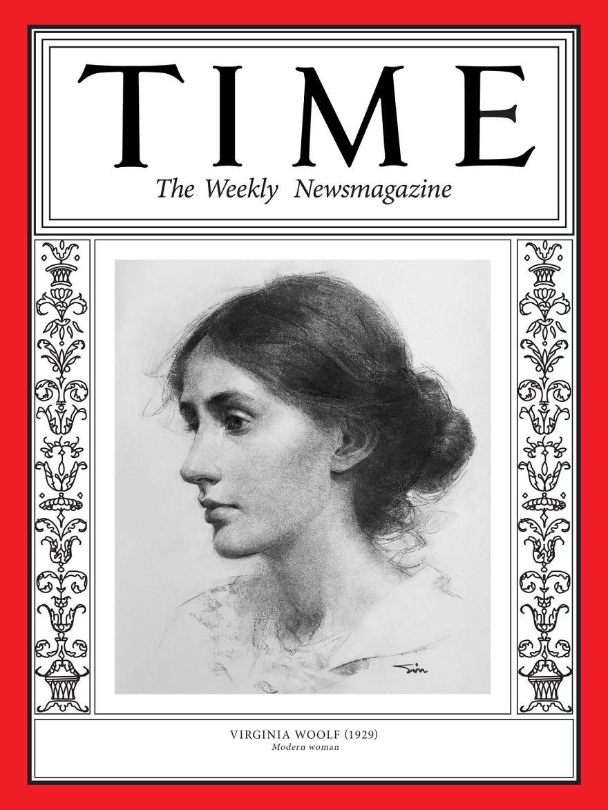 1929: Virginia Woolf