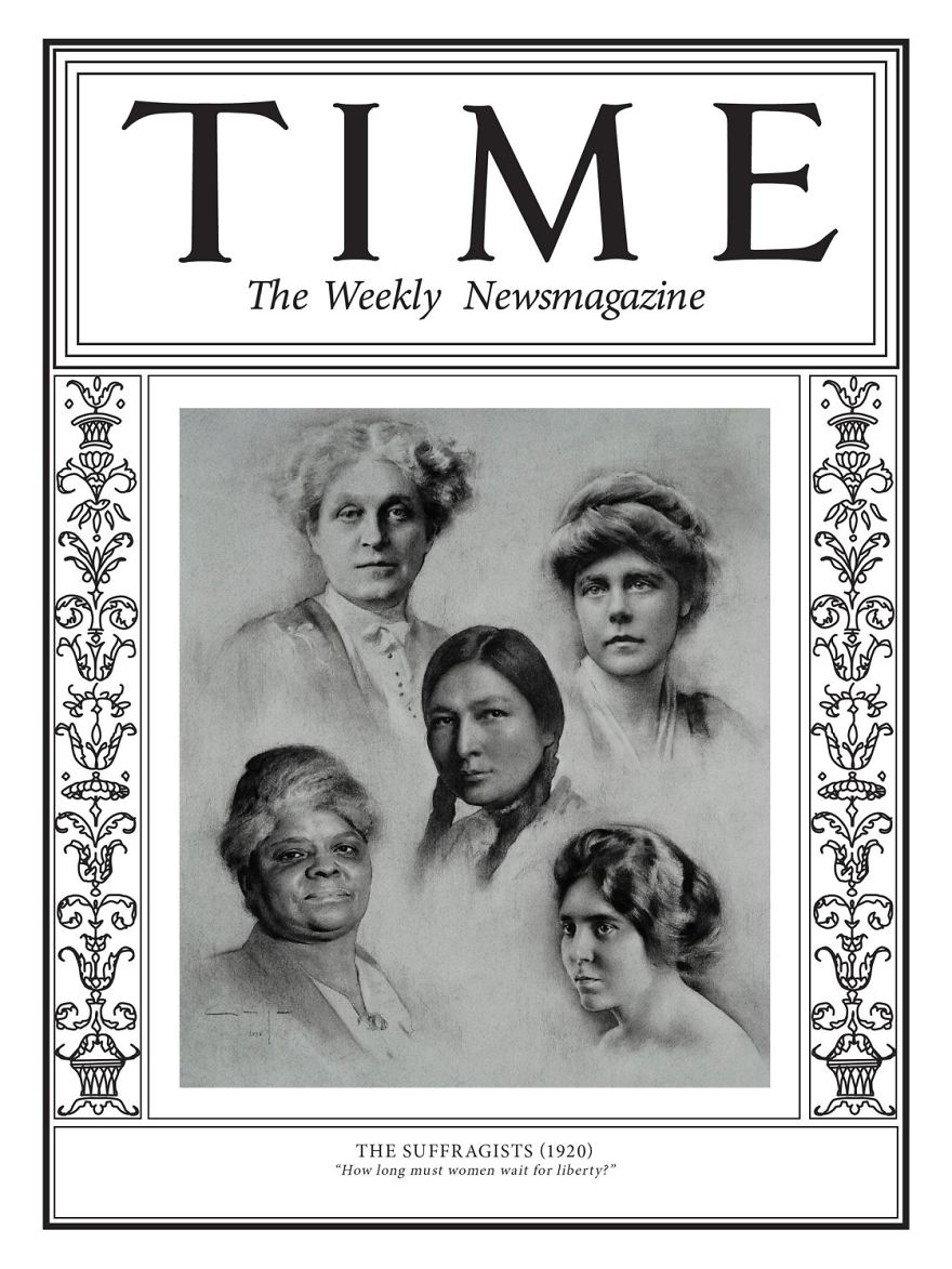 1920: The Suffragists