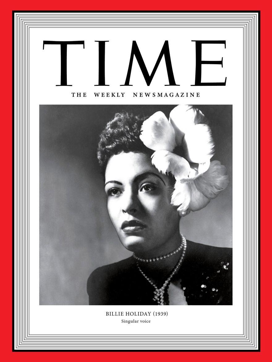 1939: Billie Holiday