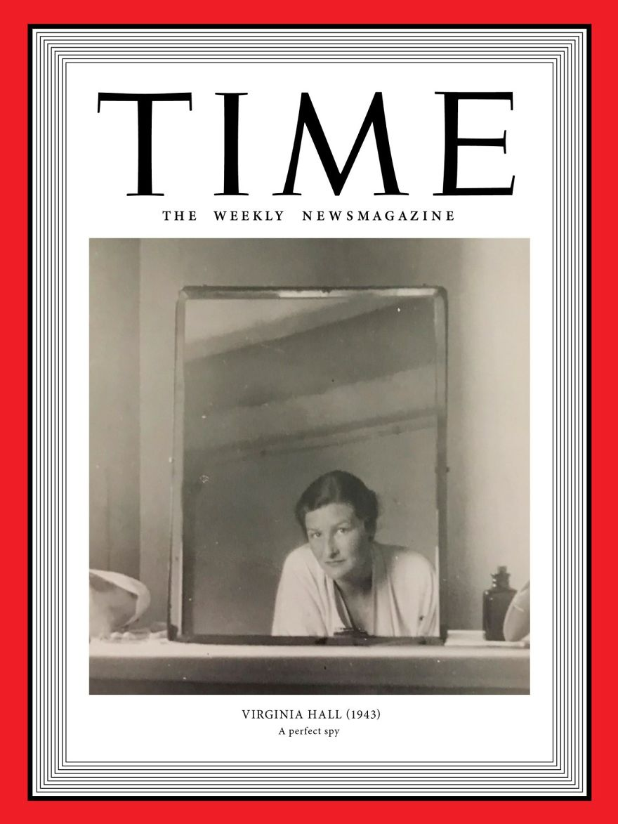 1943: Virginia Hall