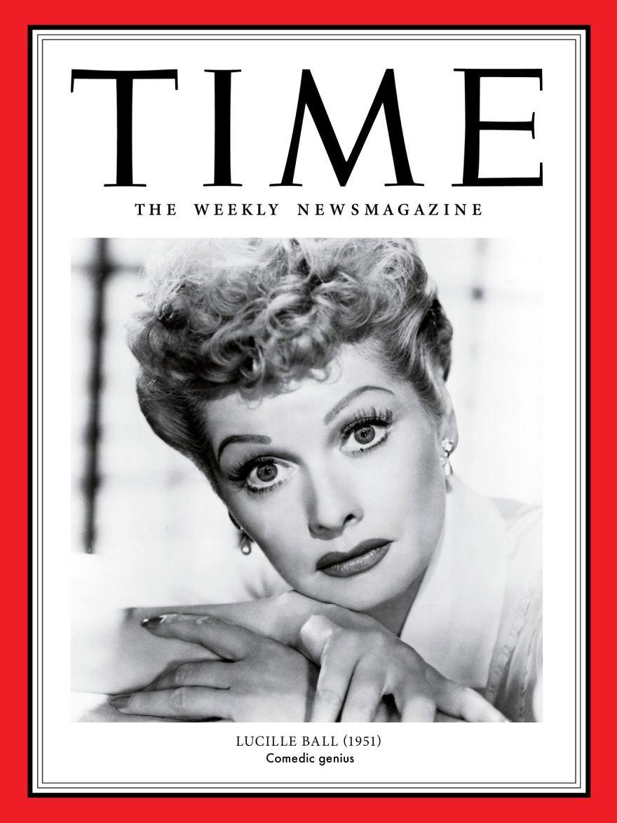 1951: Lucille Ball