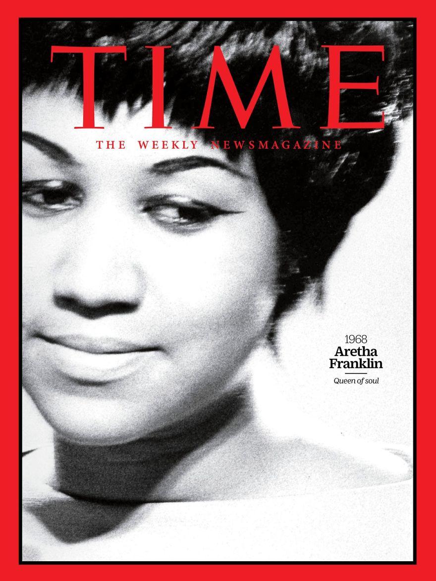 1968: Aretha Franklin