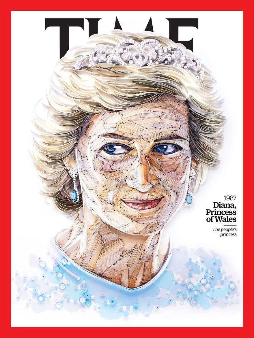 1987: Diana, Princess Of Wales