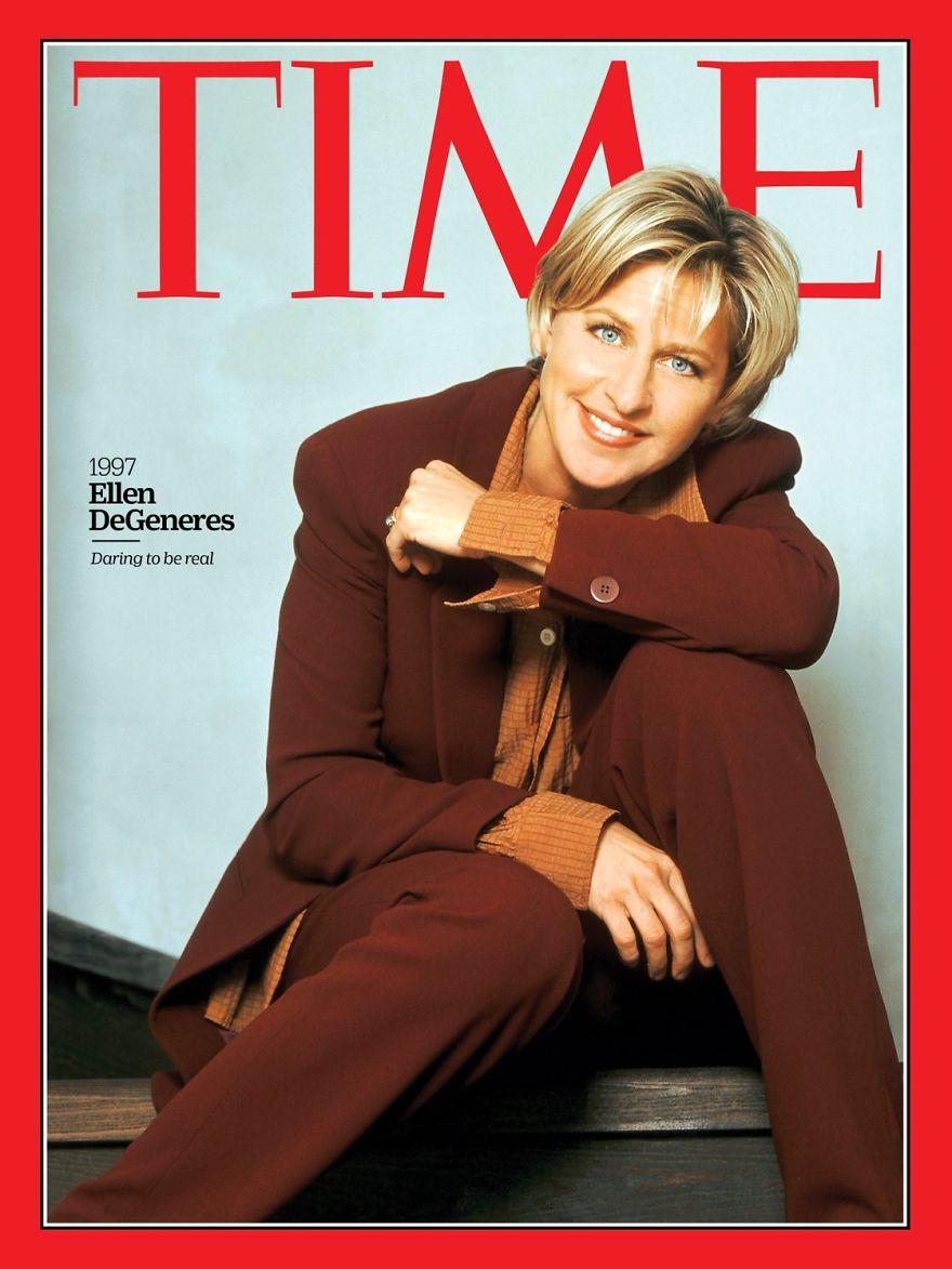 1997: Ellen DeGeneres