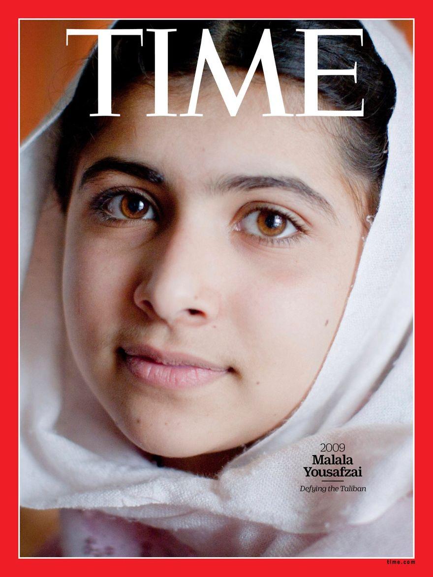 2009: Malala Yousafzai