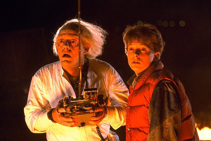 Doc And Marty From 'Back To The Future' Just Had A Wholesome Reunion