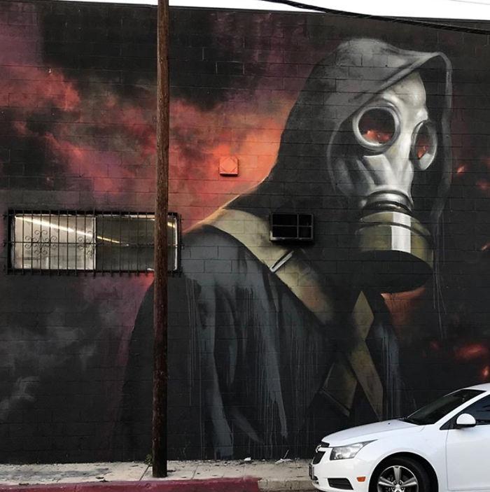 Los Angeles, USA. Artist: Rasmus Balstrøm