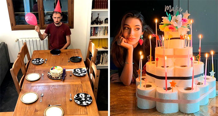 People Are Having Birthday Parties In Quarantine And Here Are 30 Of The Funniest Pics