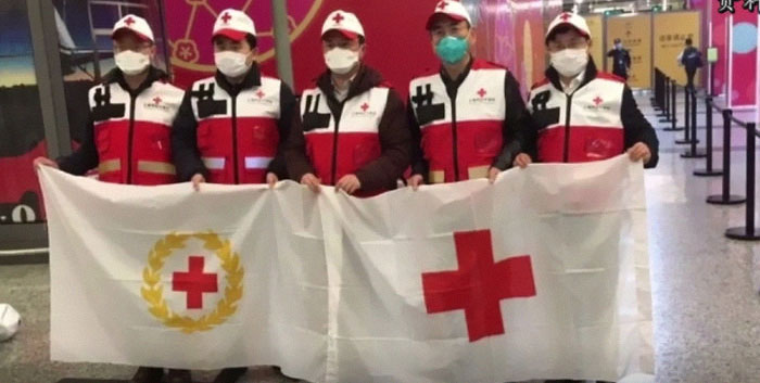 True Heros. After Fighting Corona In China, The Same Medical Team Are Traveling To Fight In Iran