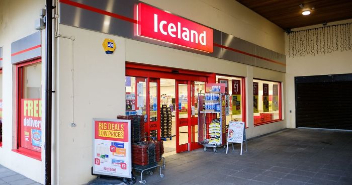 Supermarket Will Open To Just The Elderly