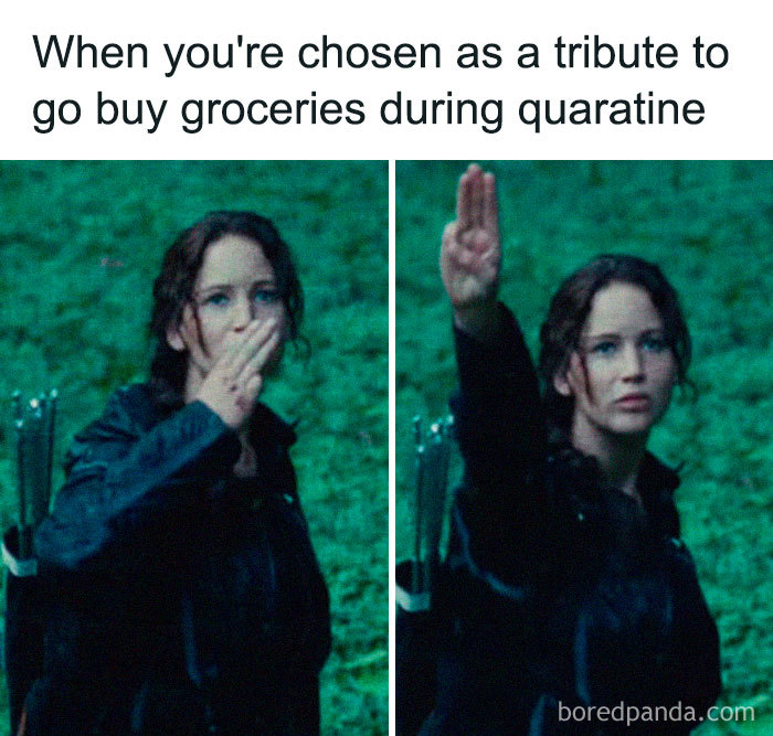Wear A Mask And May The Odds Be Ever In Your Favor