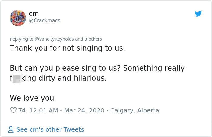 Ryan Reynolds Films Hilarious Coronavirus PSA Video For Canada That Gently Mocks Celebrities