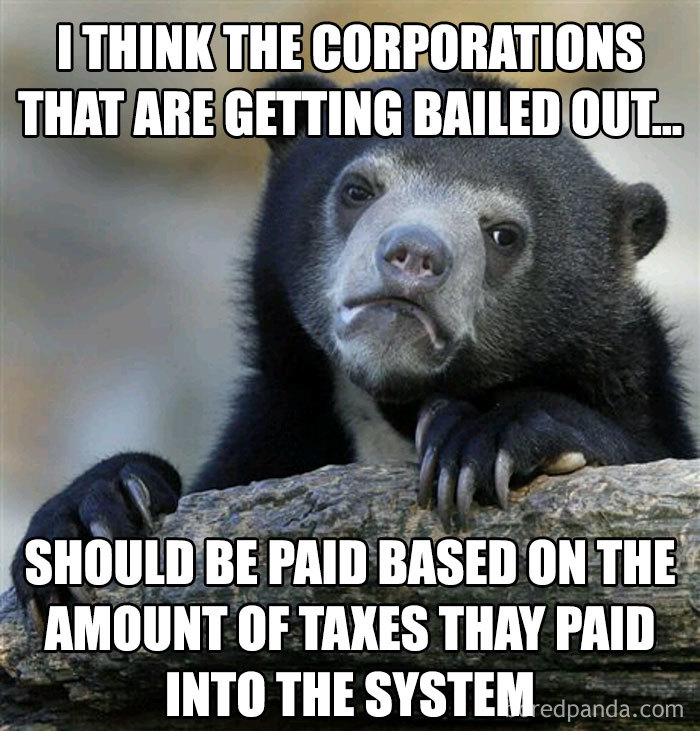 Corporate Bailouts