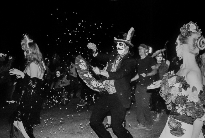 I Photographed The Day Of The Dead In Tucson, Arizona