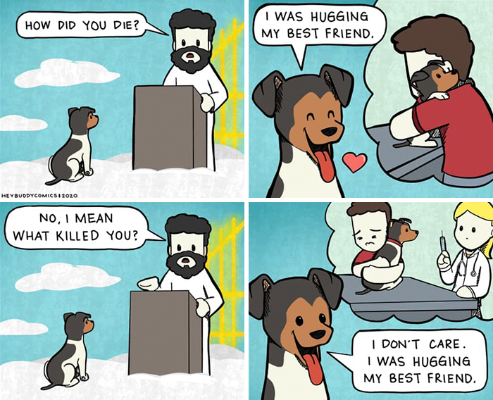 Here Are My Comics Inspired By My Dog That Most Dog Owners May Relate To (13 New Pics)