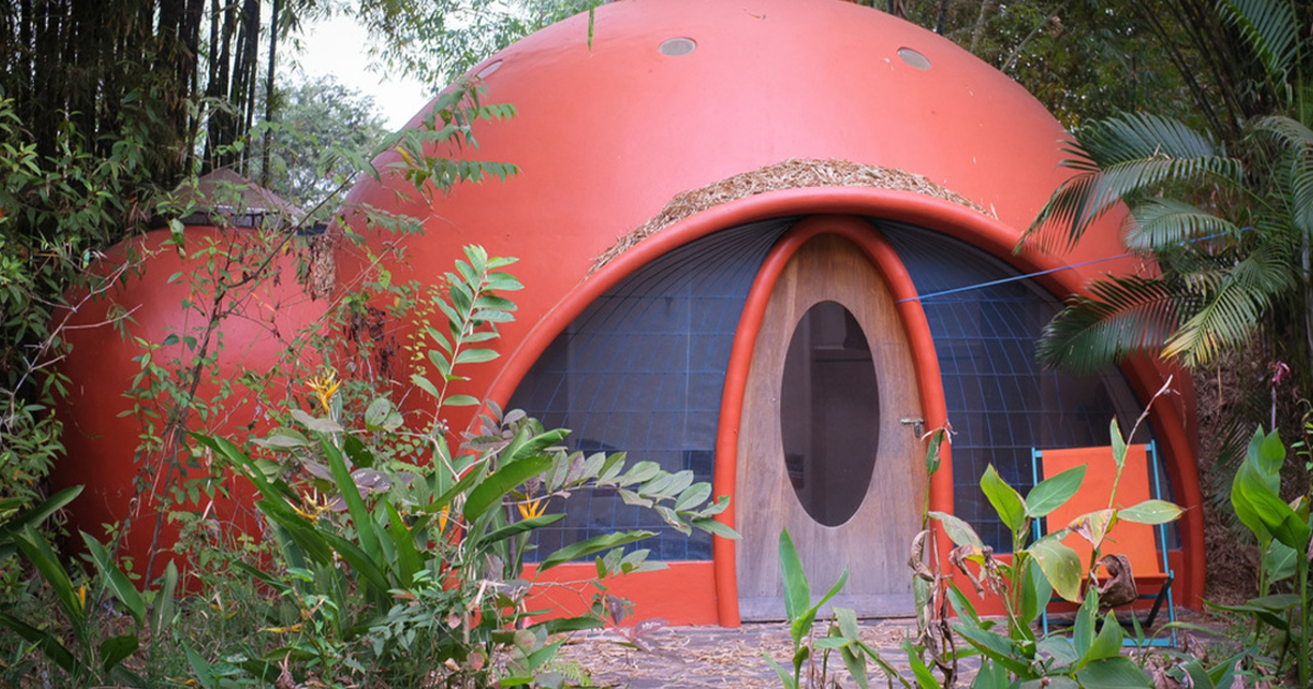 Dome Homes Built From AirCrete Are Not Only Eco-Friendly But Also Affordable, And You Can DIY One For Up To $9,000