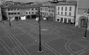 I Used Webcams Around the Country To Photograph The Empty Streets Of Italy (40 Pics)