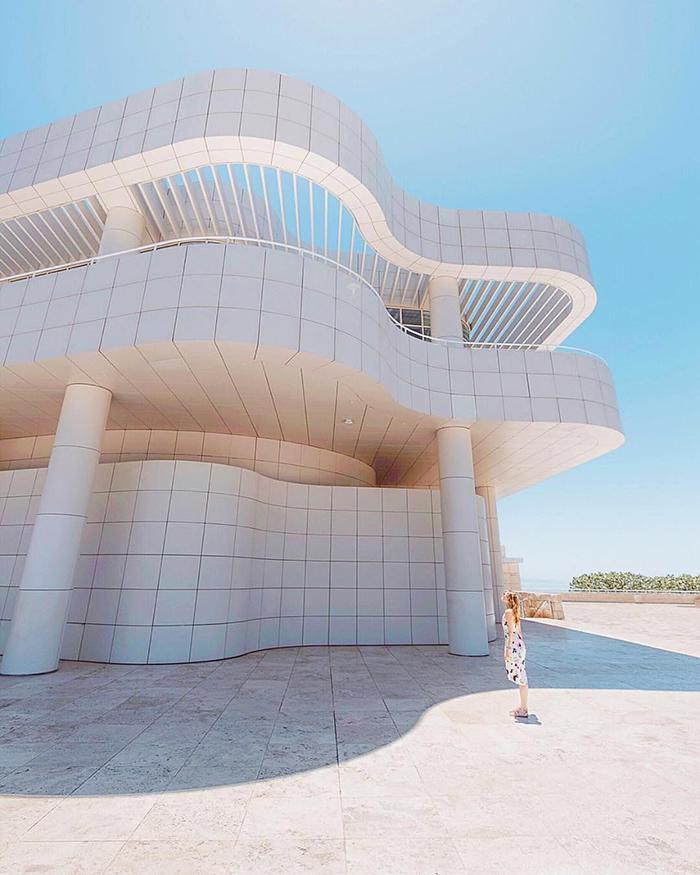 The J. Paul Getty Museum, Los Angeles